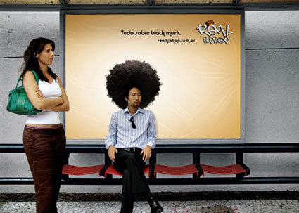 afro-bus stop