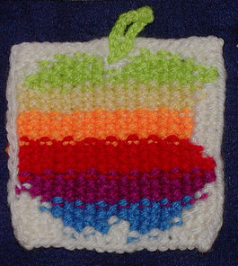 apple crochet