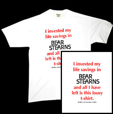 bear-stearns-funny shirt