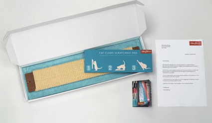 cat-scratcher-direct mail