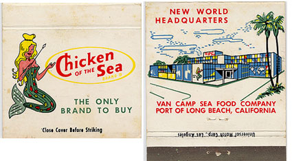 chicken-of-the-sea matches