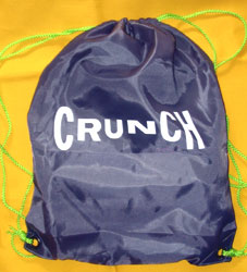 crunch backpack