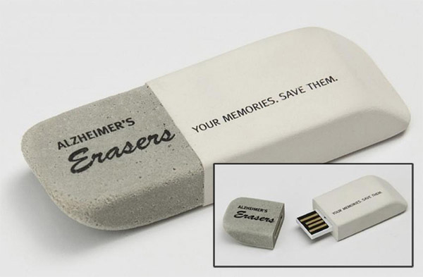 Alzheimer's New Zealand: Promotional USB Memory Drives ...