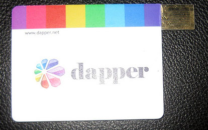 dapper usb card