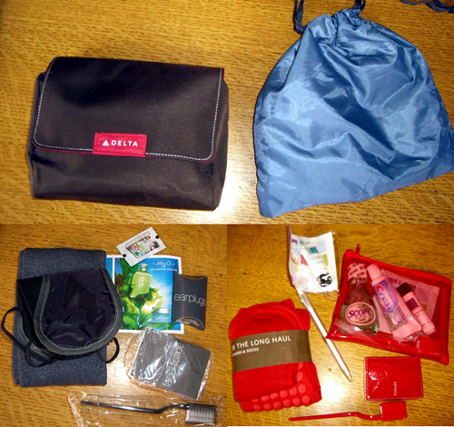 delta-united-amenity kits