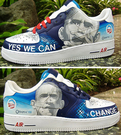 election-obama sneakers
