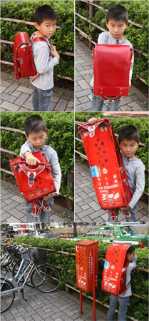 fire-extinguisher backpack