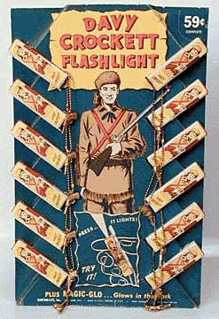 flashlights-davy crockett