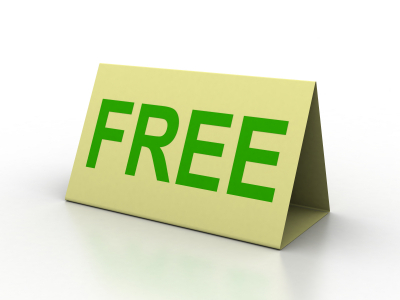 free-stuff-down ecomony