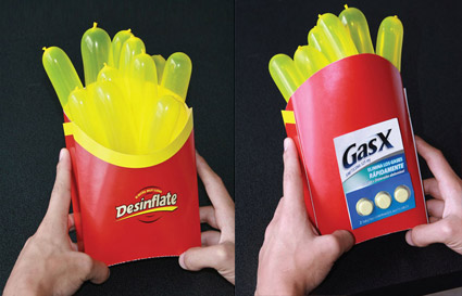 gas-x fries
