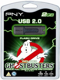 ghostbusters-usb drive