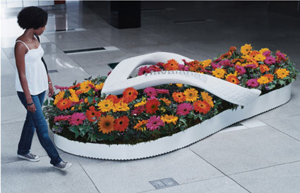 giant-thong planter