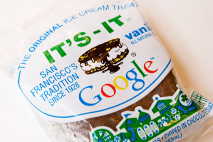google-ice-cream treats