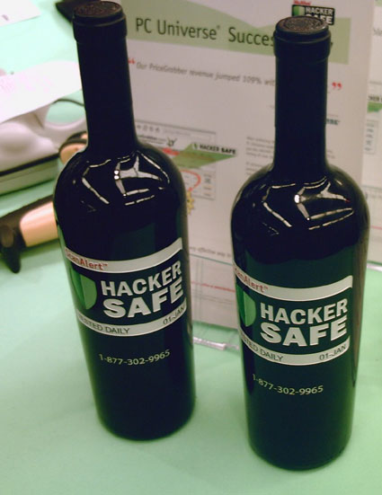 hacker-safe-wine bottles