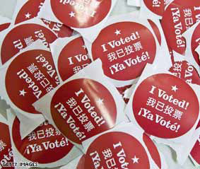 i-voted stickers