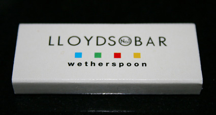 lloyds-bar matches