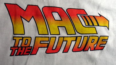 mac-to-the-future shirt