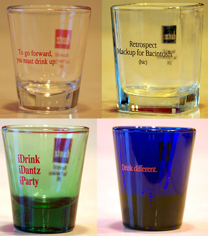 macworld-shot glasses