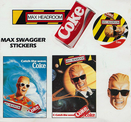 max-headroom stickers