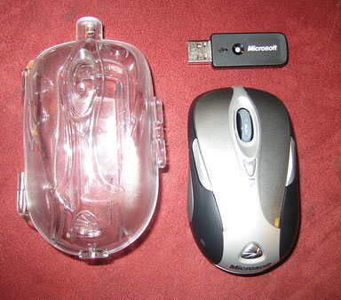microsoft presenter mouse