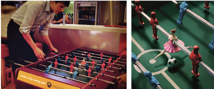 monster-ballet foosball
