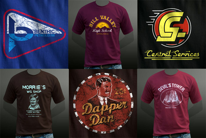 movie shirts