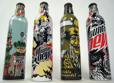 mt-dew-green-label art