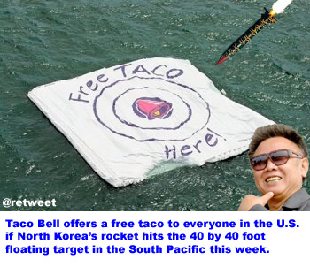 north korea taco bell
