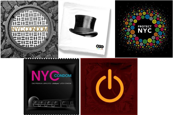 nyc-custom-condom-contest finalists