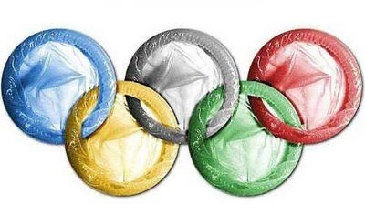 olympic-condom giveaway