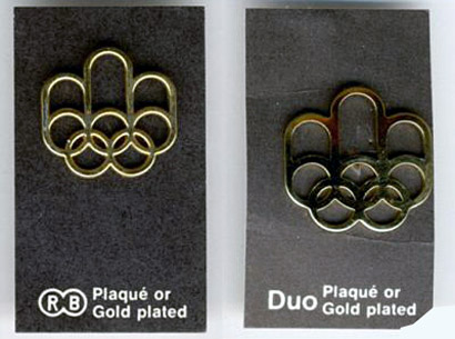 olympics montreal 76 pins