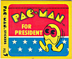 pac-man-for president