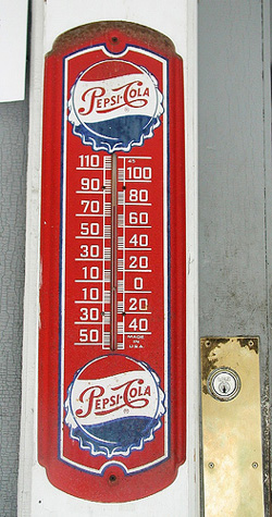 Hot Vintage Product Pepsi Thermometer Epromos