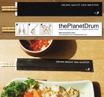 planet-drum chopsticks