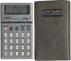 Casio VL 80 pocket calculator