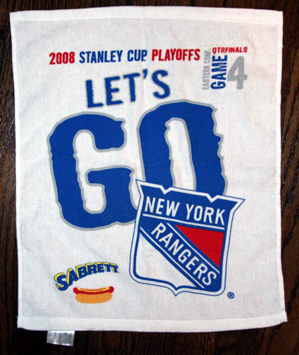 rangers-rally towel