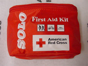 red-cross-first-aid kit