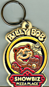 showbiz-billy-bob keychain