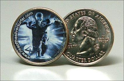 silver-surfer quarter