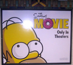 simpsons subway