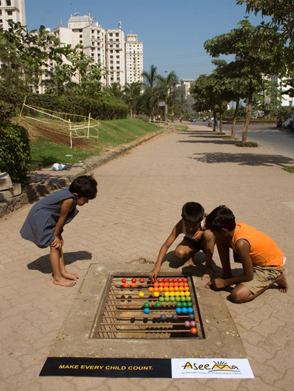 storm-drain abacus