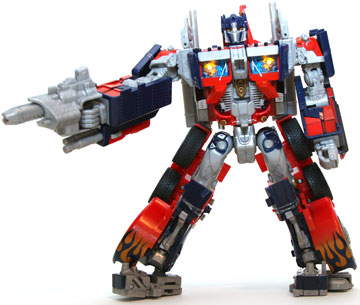 talking-optimus prime