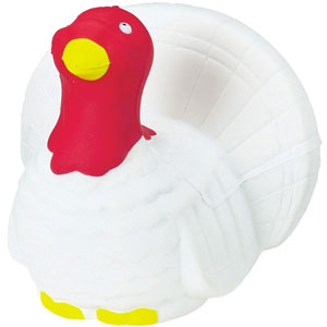 turkey-stress ball