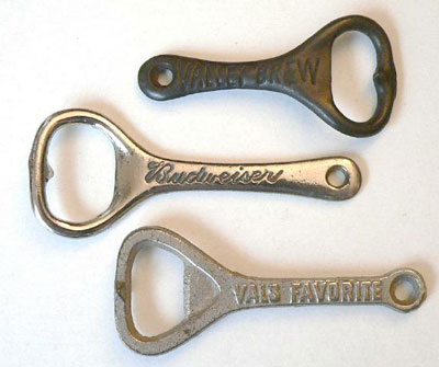 vintage promo church keys