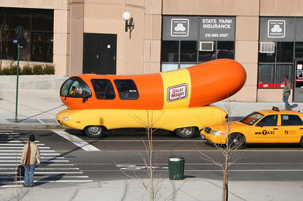 weinermobile nyc