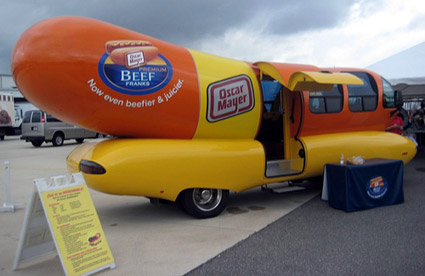 wiener-mobile cloudy