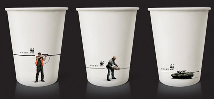 wwf cups
