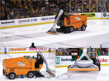 zamboni advertizing