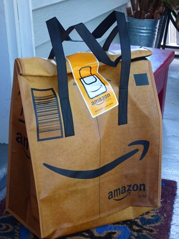 amazon reusable tote bag