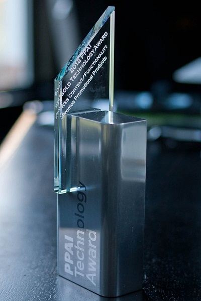 ePromos Brings Home The Gold at PPAI Expo 2012! - ePromos ...
